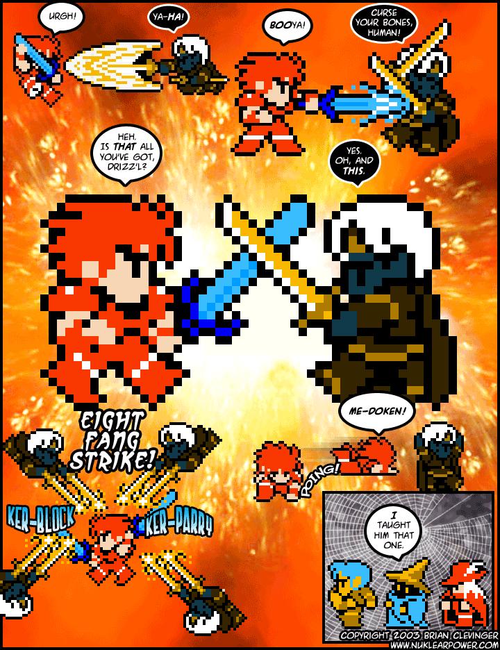 Episode 276: The Full Page Splash Panel Battle
