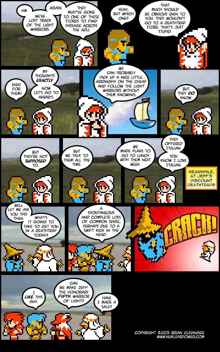 Episode 316: Punt of a Salesman