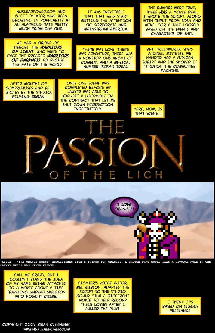 8-bit Theater: The Movie