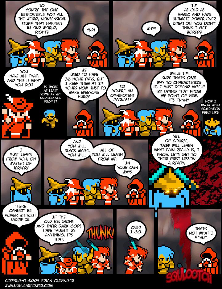 Episode 422: Apt Pupil