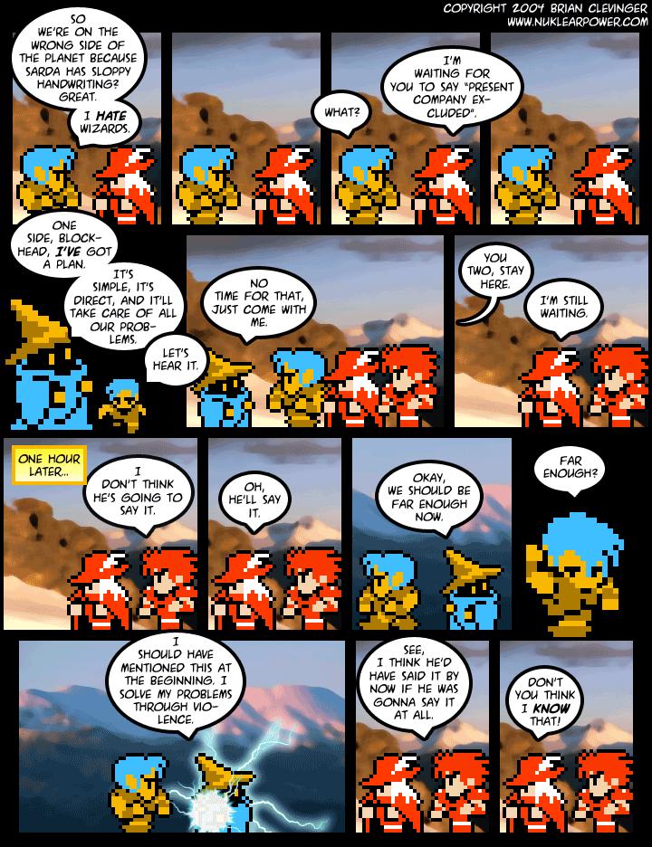 Episode 428: Problem Solver