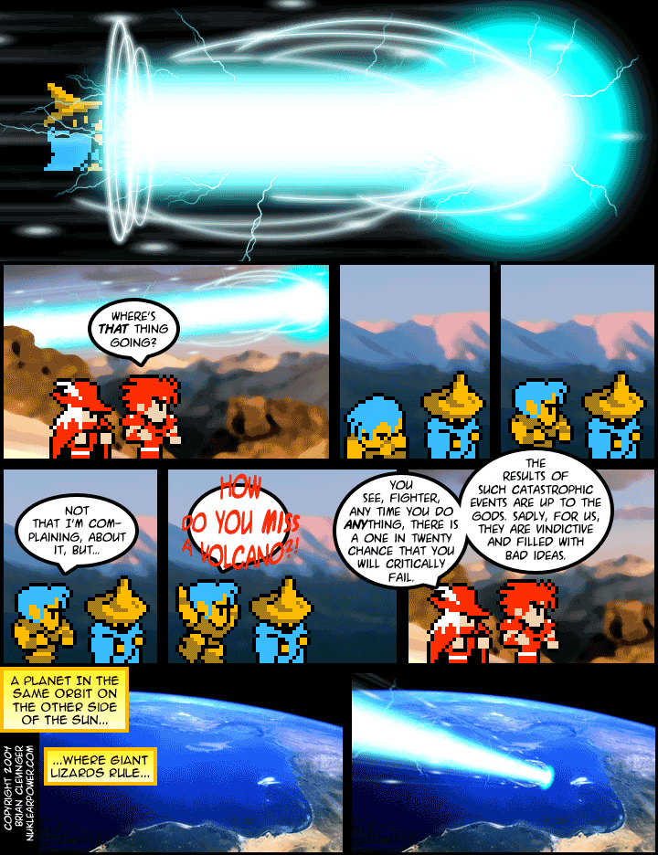 Episode 430: Very Long Range