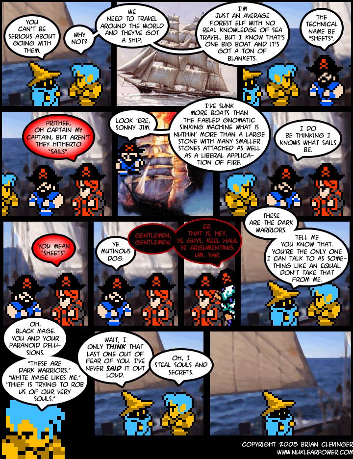 Episode 502: Technical Mumbo Jumbo