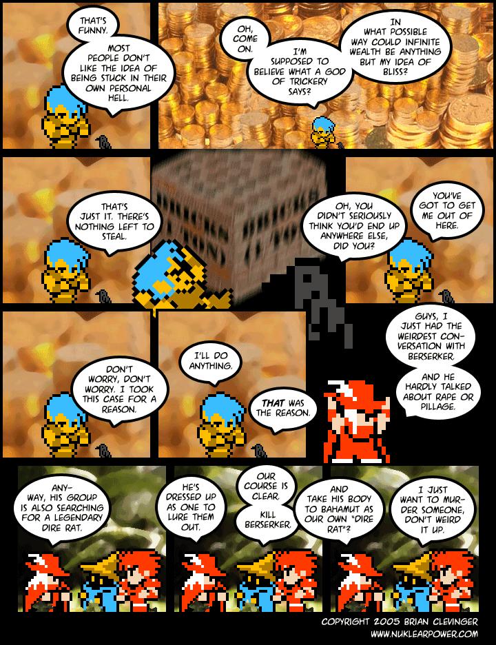 Episode 582: Trickery, trickery, trickery.