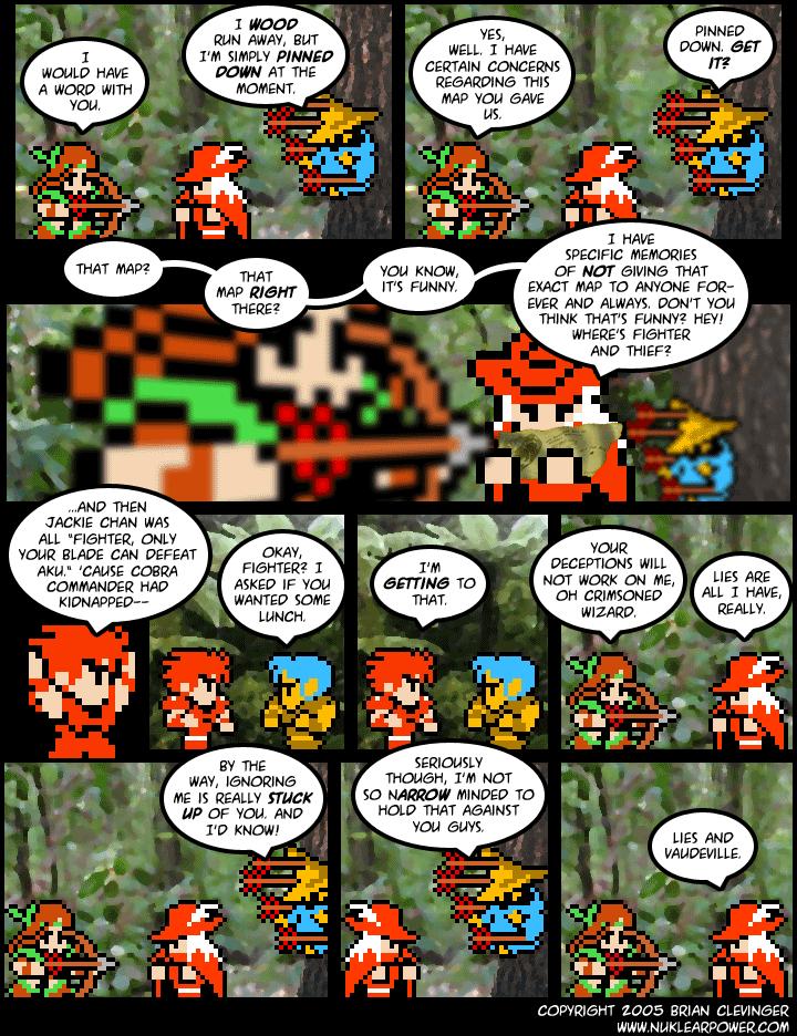 Episode 592: Black Mage is pining.