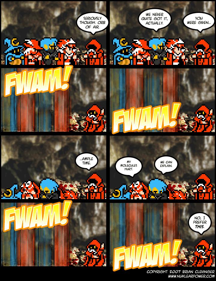 Episode 854: Flim-Fwam