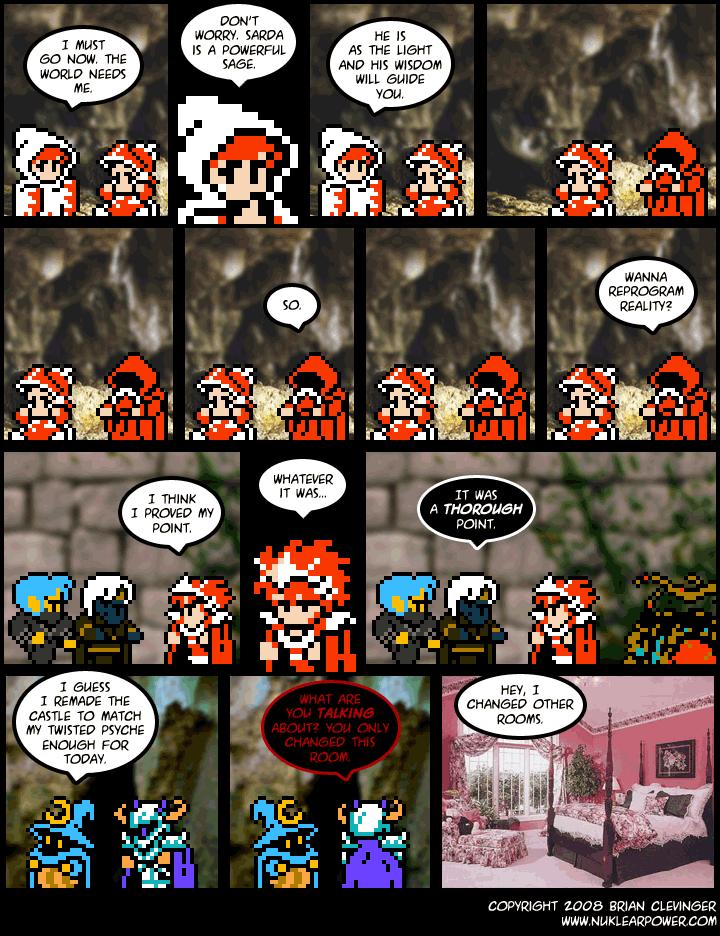 Episode 1036: Vignettes