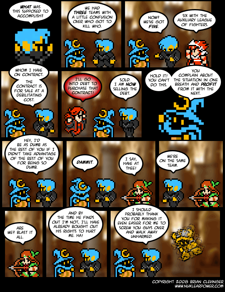 Episode 1057: Dewey, Cheatem, and Thief