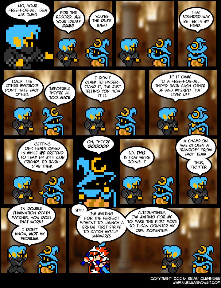 Episode 1063: Post-Emptive Strike