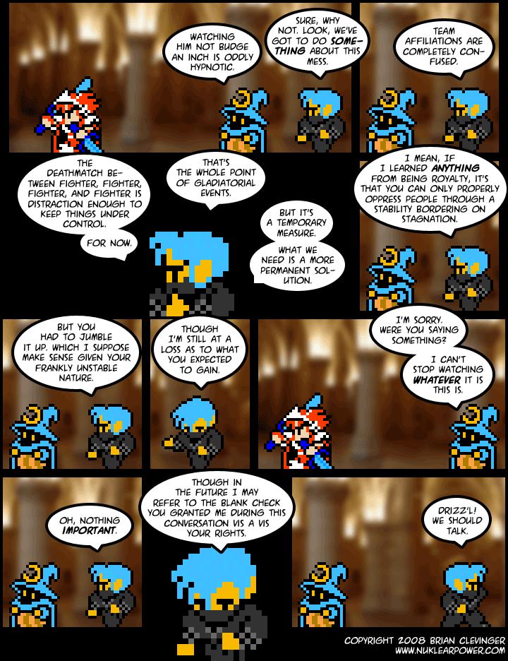 Episode #1064: Verso Pollice