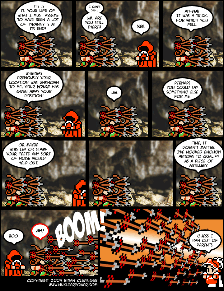 Episode 1088: Misfire