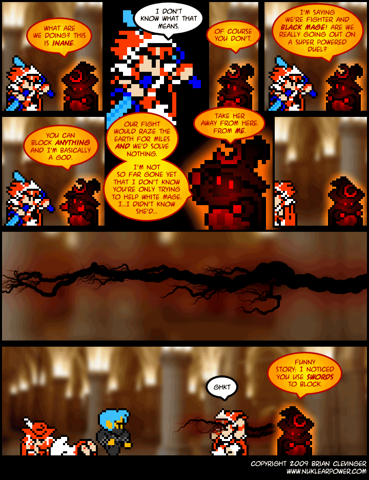 Episode 1127: Invincible Sword Technique