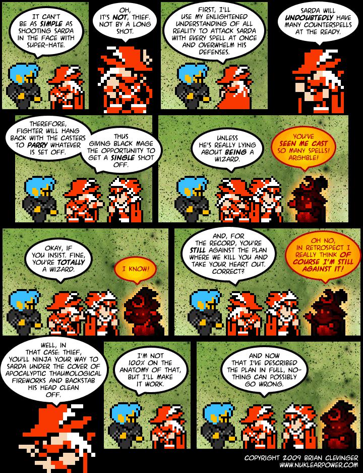 Episode 1147: The Big Plan