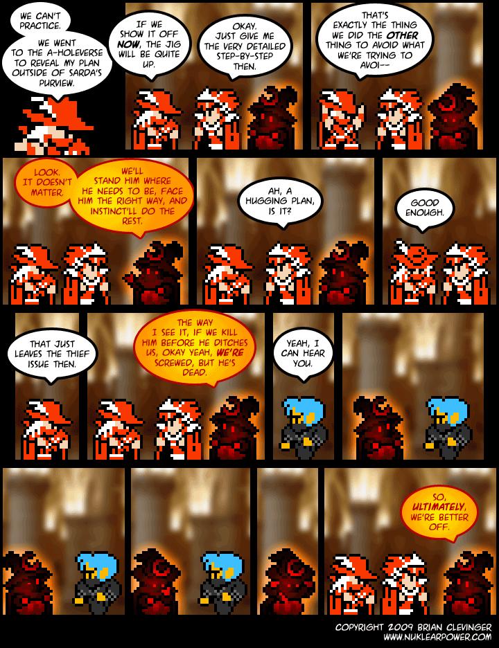 Episode 1157: Re-raveled…?