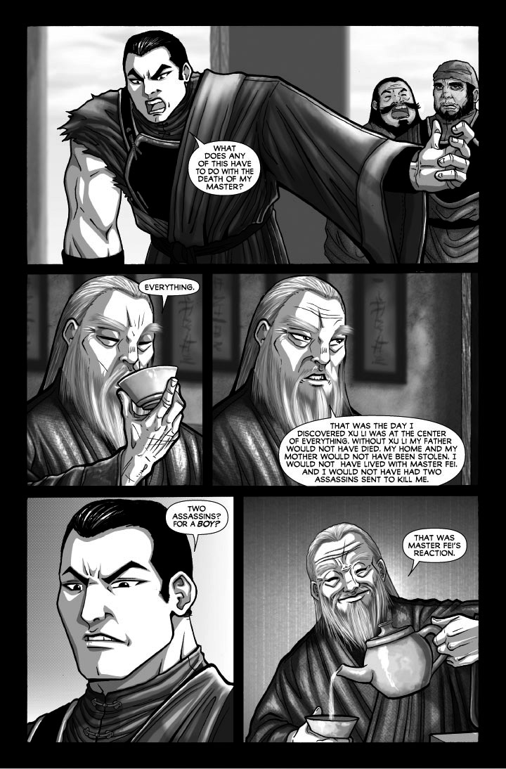 How I Killed Your Master – 025