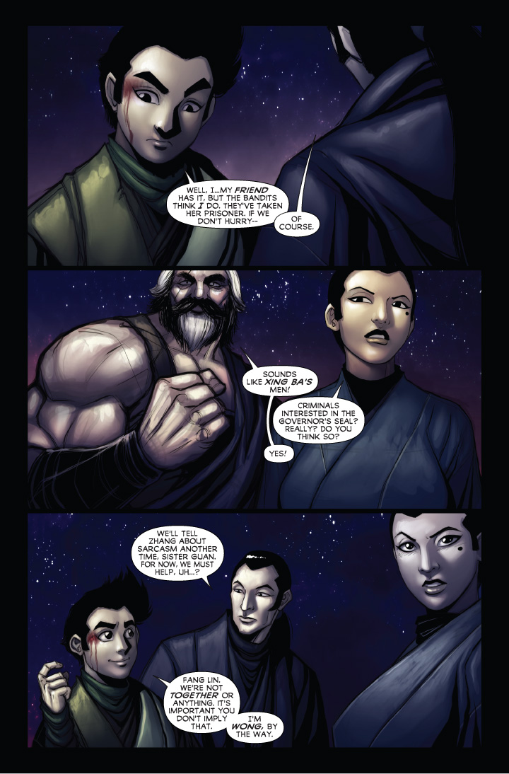How I Killed Your Master – 070